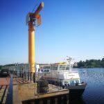 Речное судно Caroline