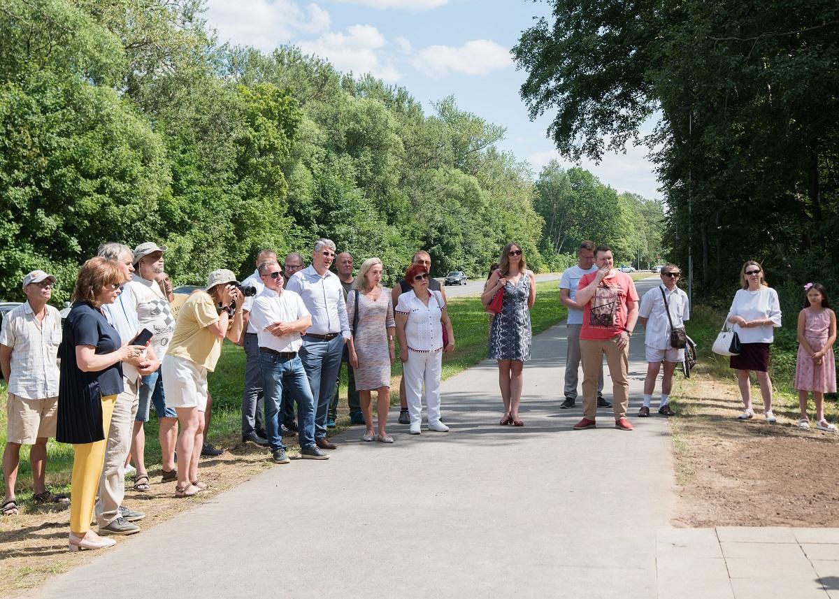 Памятник Марку Шагалу в Нарве