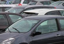 автомобили, парковка