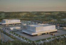 Визуализация планируемой для Эстонии АЭС