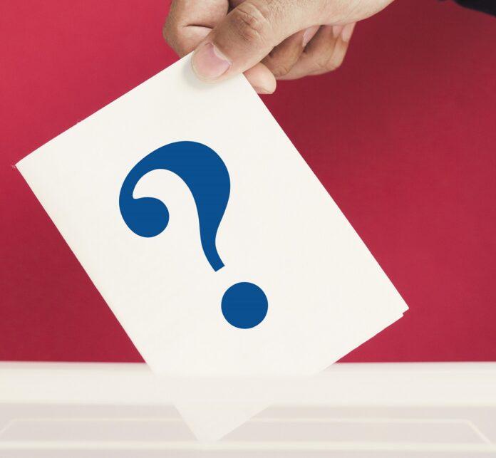 Вопрос, выборы