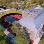 Кесклиннаская гимназия, реновация