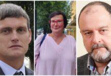 Алексей Евграфов, Катри Райк, Михаил Стальнухин.