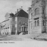 Дом Петра Первого в Нарве