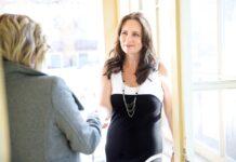 Собеседование, интервью, работа, женщина, бизнес