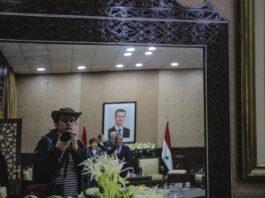 Выставка журналиста Алексея Иванова о Сирии