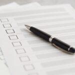 Голосование, выбор, ручка